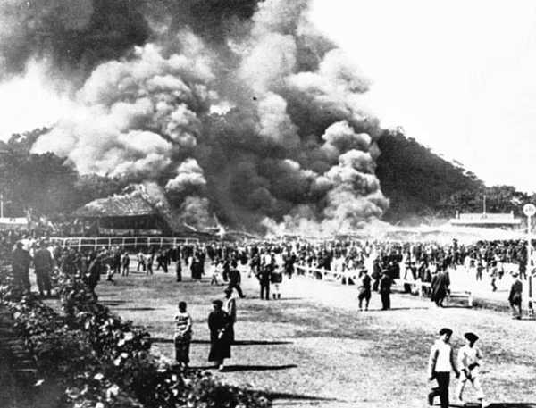 Top 10 Worst Sports Disasters in the World, Happy Valley Racecourse fire