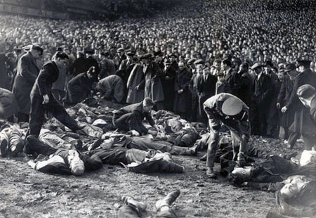 Top 10 Worst Sports Disasters in the World, The Heysel Riot