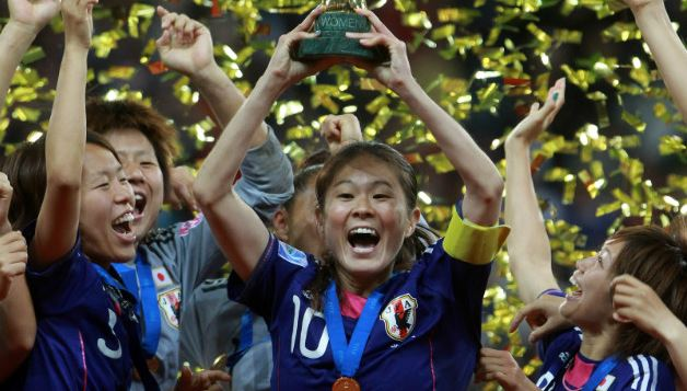 Top 10 Best Female Soccer Players of all time, Homare Sawa