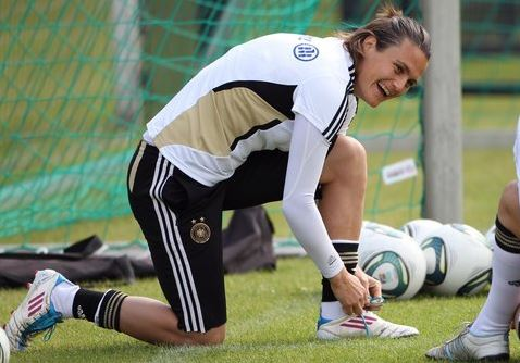 Top 10 Best Female Soccer Players of all time, Nadine Angerer