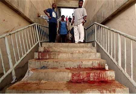 Top 10 Worst Sports Disasters in the World, Accra stadium disaster