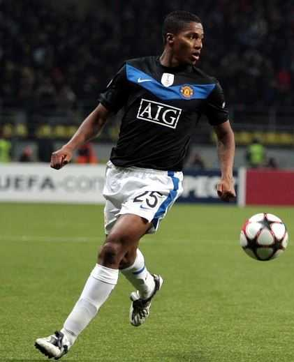 Antonio Valencia, fastest soccer player