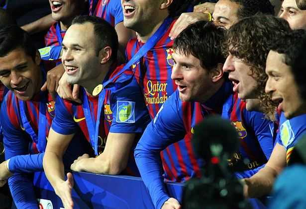 FC Barcelona Winning titles, FC barcelona trophies, top teams in UCL