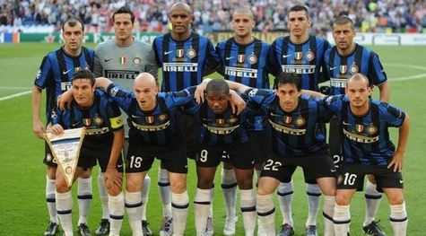 Inter Milan legends, inter milan squad