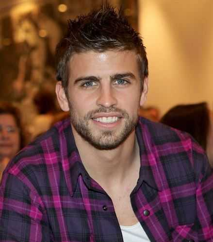 Gerard Piqué, hottest football players