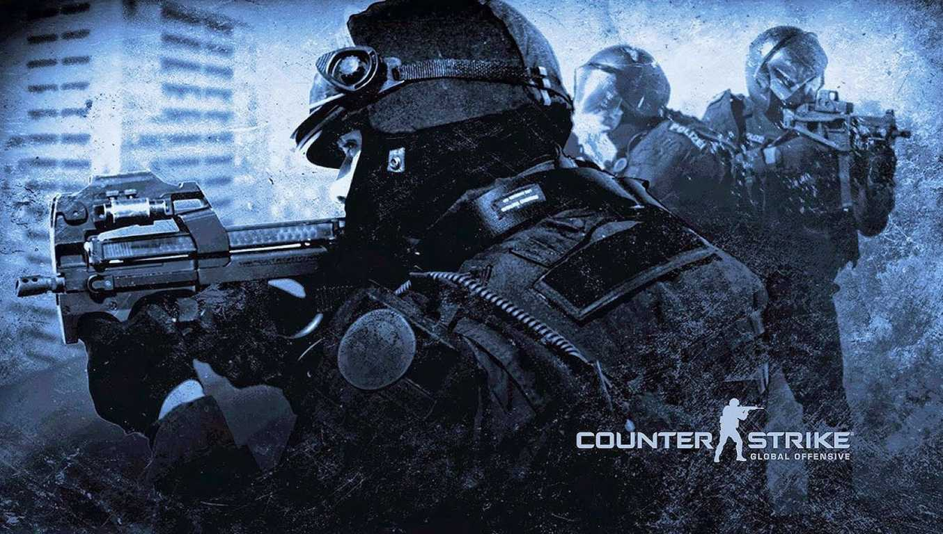 Counter-strike Global Offensive, popular shooting games, most popular video games