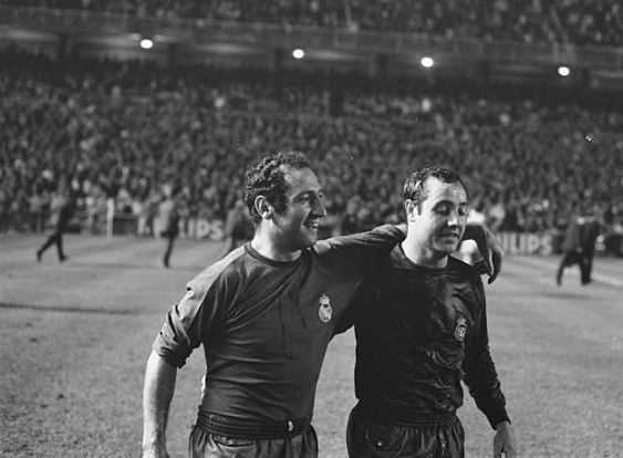 Francisco Gento, greatest players of Real Madrid