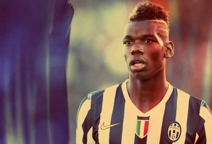 French superstar, Paul Pogba, young french footballers