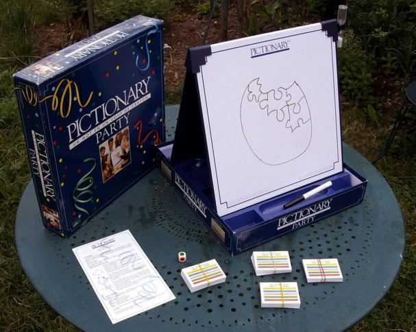 Pictionary board games, best board games of all time