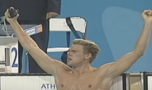 Gary Hall Jr., best olympic swimmers, male olympic swimmers
