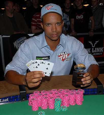 Phil Ivey, best poker players