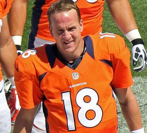 Peyton Manning, best earning, american football
